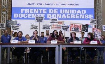 Docentes tendrán aumento salarial en dos partes | Buenos aires