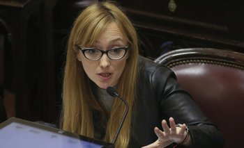La dura chicana de Fernández Sagasti contra Cambiemos | Congreso