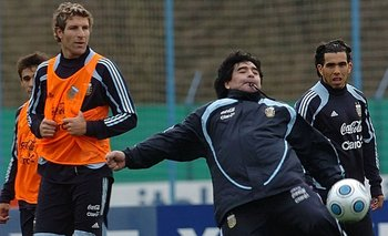 "Palermo: ""Fui el Cristiano Ronaldo de Boca"" | Boca juniors"