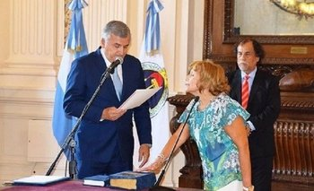 La polémica titular de la OA de Jujuy elogió a Laura Alonso | Jujuy