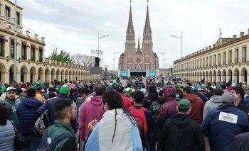 La Iglesia convocó una misa contra el aborto  | Tras los dichos de alberto fernández