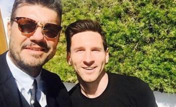 ¿Messi al Fútbol Argentino? La broma de Tinelli | En las redes