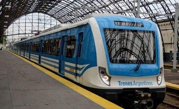 Cómo sacar el pasaje de tren por anticipado con la nueva app | Trenes