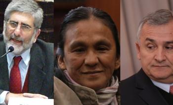 Habilitaron el juicio político al titular de la Corte jujeña | Milagro sala detenida