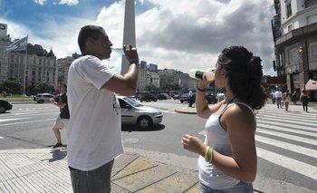 Continúa la ola de calor en Buenos Aires: ¿hasta cuando?   Clima