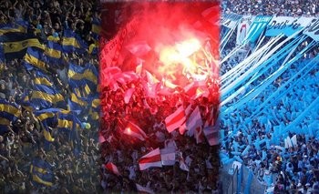 Brutal aumento de entradas en el fútbol argentino   Fútbol argentino