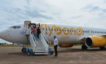 El gobierno puso en la mira a Flybondi  | Ministerio de transporte