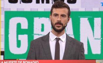 Diego Leuco puso en duda las pintadas contra Evita | Tn