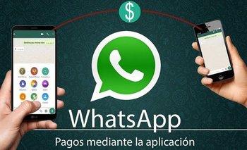 ¿Pagar con WhatsApp? En breve será posible    Whatsapp