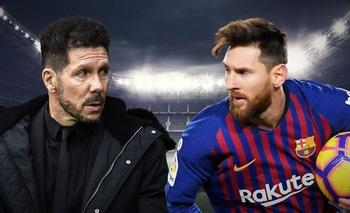 Revelan los sueldos millonarios de Messi y Simeone   Deportes