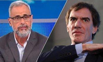 El fuerte cruce entre Rial y Lopérfido por el negacionismo | En twitter