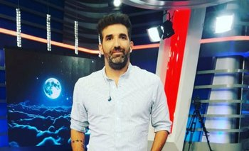 Periodista de Crónica insultó al aire por los cortes de luz | Televisión