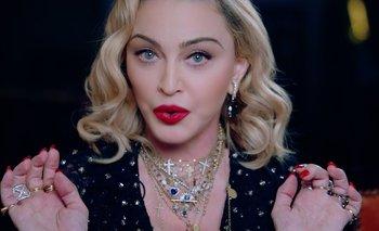 Quisieron censurar a Madonna y la diva insultó en vivo | Música