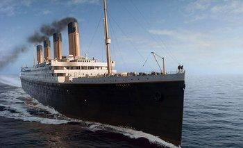 Revelan que el Titanic fue chocado por un submarino   Estados unidos lo ocultó