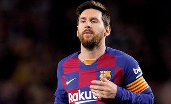 Messi, titular en el clásico entre Barcelona y Real Madrid | Lionel messi