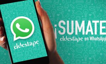 El Destape en WhatsApp: lo que otros no te cuentan   ¡sumate!