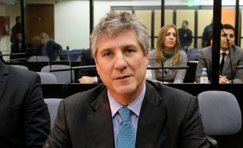 "Boudou, sobre la muerte de Jorge Brito: ""Me causa dolor"" | El destape radio"