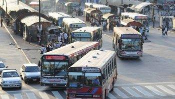 Paro de colectivos: qué lineas no funcionan    Transporte