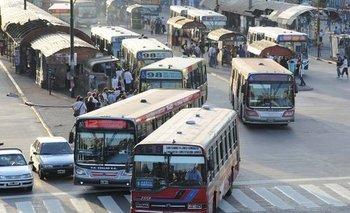 Paro de colectivos: qué lineas no funcionan  | Transporte