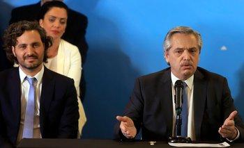 El Gobierno congeló contrataciones de empleados públicos | Alberto presidente