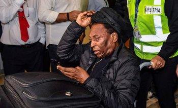 Pelé sufre depresión y no quiere salir de su casa | Fútbol