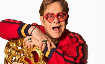 Elton John, duro contra la biopic de Freddie Mercury | Rocketman