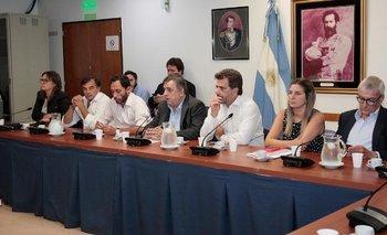 Juntos por el Cambio escuchará en silencio a Guzmán | Congreso