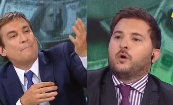 Tremenda pelea al aire: Brancatelli destrozó a Vilouta | #atr
