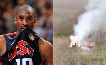 Así quedó el helicóptero de Kobe Bryant tras la tragedia | Video