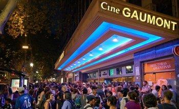 El Gaumont cierra dos meses por refacciones | Cine