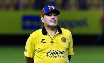 Tras Maradona, Dorados está en crisis financiera y embargado   Fútbol