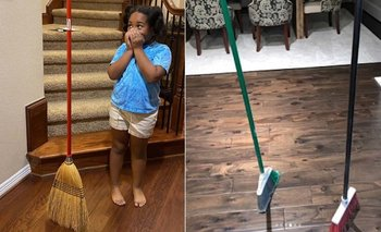 ¿Qué es #BroomChallenge? el nuevo reto viral  | En las redes