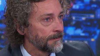 El llanto del abogado de Fernando Báez Sosa en vivo   Crimen en gesell