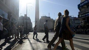 Clima: vuelven las altas temperaturas a Capital Federal | Clima