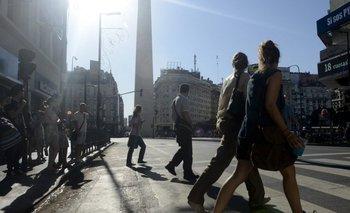 Clima: vuelven las altas temperaturas a Capital Federal   Clima