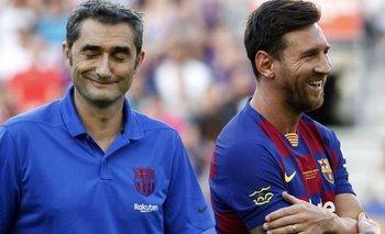 El deteriorado aspecto del ex DT de Messi en Barcelona   Barcelona