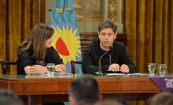 Kicillof estuvo en la primera capacitación de la Ley Micaela | Buenos aires
