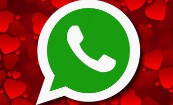 Whatsapp: los stickers por el Día de los Enamorados   Whatsapp