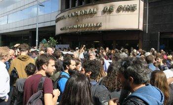 Cineastas denuncian al macrismo por $700 millones | Incaa