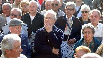 Se posterga el anuncio del aumento a los jubilados | Jubilados