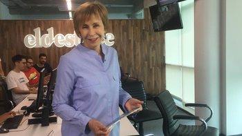 Nadia destrozó a Lombardi con una fuerte acusación | Nadia zyncenko
