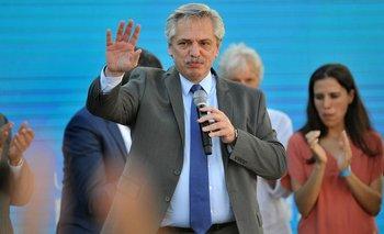 Alberto no viaja a Uruguay y pedirá un ajuste a los bancos | Alberto fernández