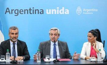 Alberto anunció un aumento superior a la fórmula de Macri | Casa rosada