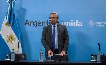 El mensaje de Alberto a los sindicatos por las paritarias | Alberto fernández