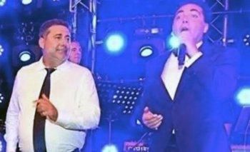La fiesta de Daniel Angelici con Cristian Castro | Boca juniors