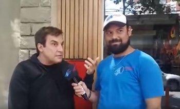 El mal momento de Vilouta arrinconado por Eze Guazzora | Paulo vilouta