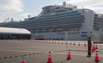Coronavirus: son 355 en el crucero donde viajan argentinos | Coronavirus