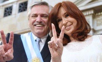 Alberto habló de su relación con Cristina  | Frente de todos