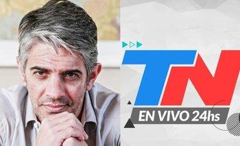 Pablo Echarri, enfurecido contra TN | Pablo echarri