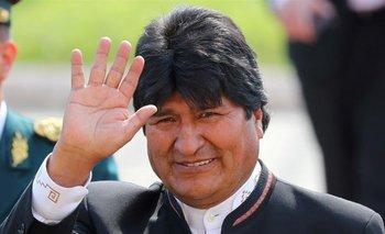 Evo Morales vuelve a Argentina de cara a las elecciones | Golpe en bolivia